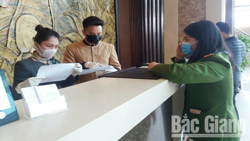 Bắc Giang: Không đón khách du lịch từ vùng đang có dịch
